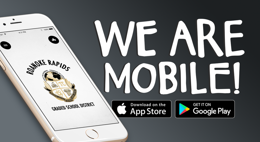 Roanoke Rapids Graded School District Launches Mobile App