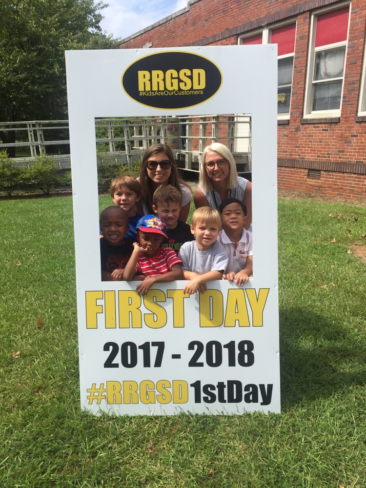 A Great First Day!!
